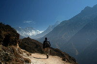 To Everest Base Camp South, Nepal [3,520m/11,550ft]